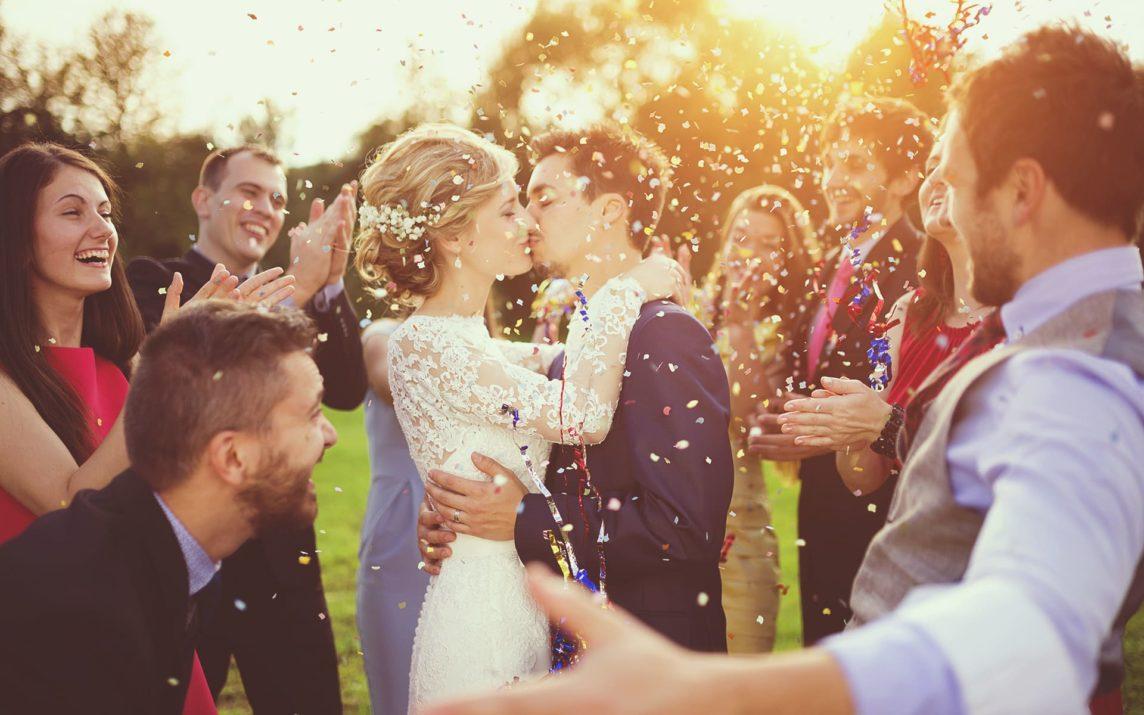 Colori tendenza matrimonio 2019